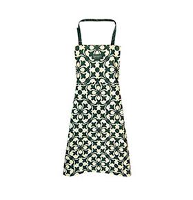Avental de Cozinha Mosaico com Bolso Duplo
