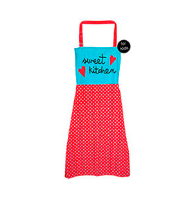 Avental de Cozinha para Crianças com Bolso Duplo | Sweet Kitchen
