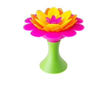 Conjunto de 3 Funis Vigar® Flower Power