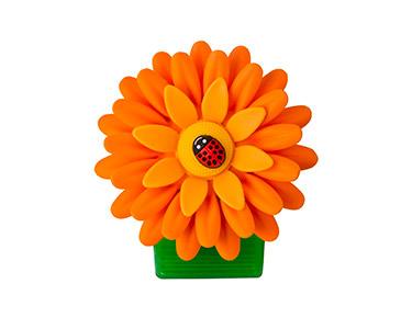 Conjunto de 3 Imans c/ Mola Vigar® Flower Power | Escolha a Cor