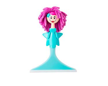 Limpa Vidros c/ Ventosa Vigar® Dolls