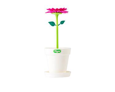 Suporte para Escova de Dentes Vigar® Flower Power
