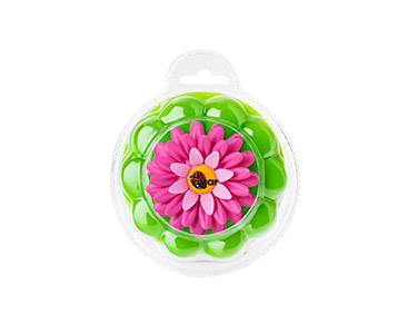 Encaixe p/ Ralos Vigar® Flower Power | Escolha a Cor