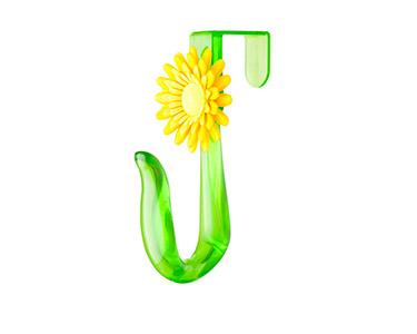 Cabide para Porta de WC Vigar® Flower Power | Escolha a Cor