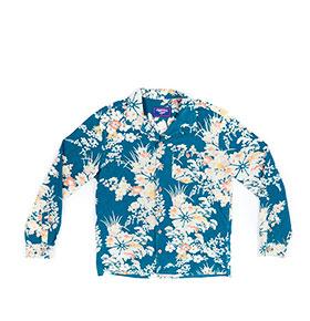 Camisa Lightning Bolt® | Azul Ls