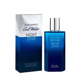 Perfume Cool Water Night Davidoff®