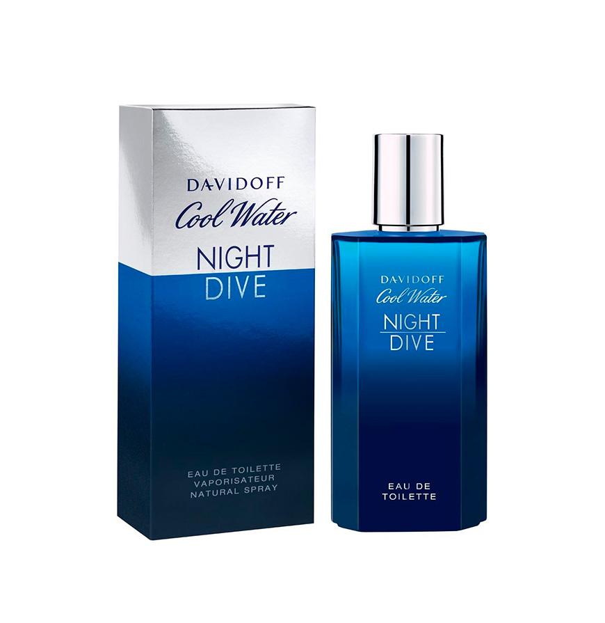 Perfume Cool Water Night Davidoff®