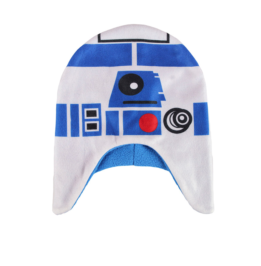 Gorro Premium Star Wars   R2D2