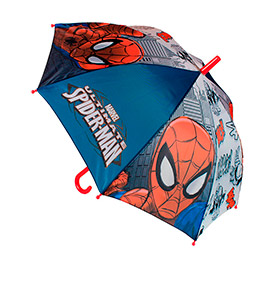 Guarda-Chuva Automático Homem Aranha