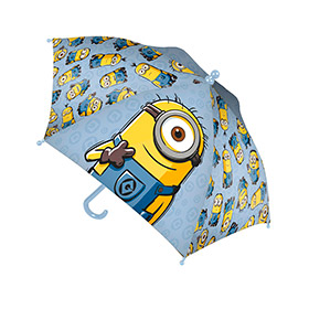 Guarda-Chuva Manual Minions | Azul