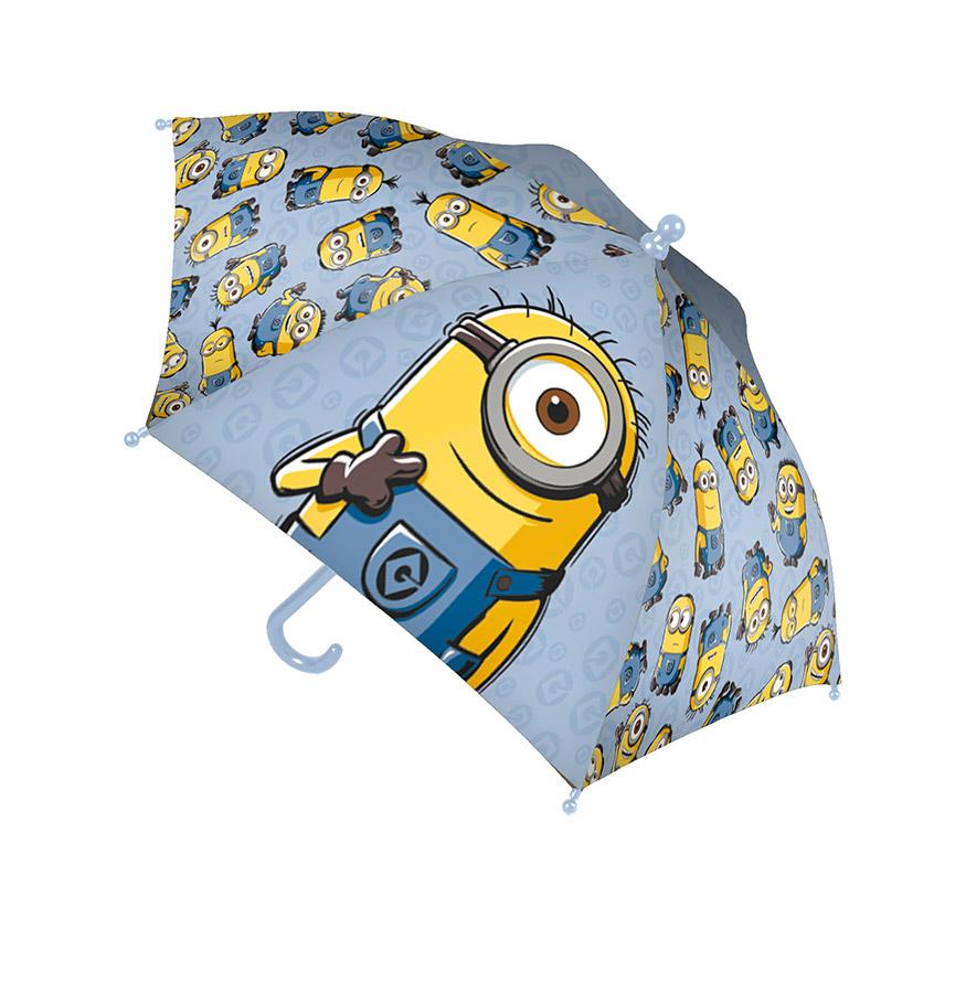 Guarda-Chuva Manual Minions | Azul