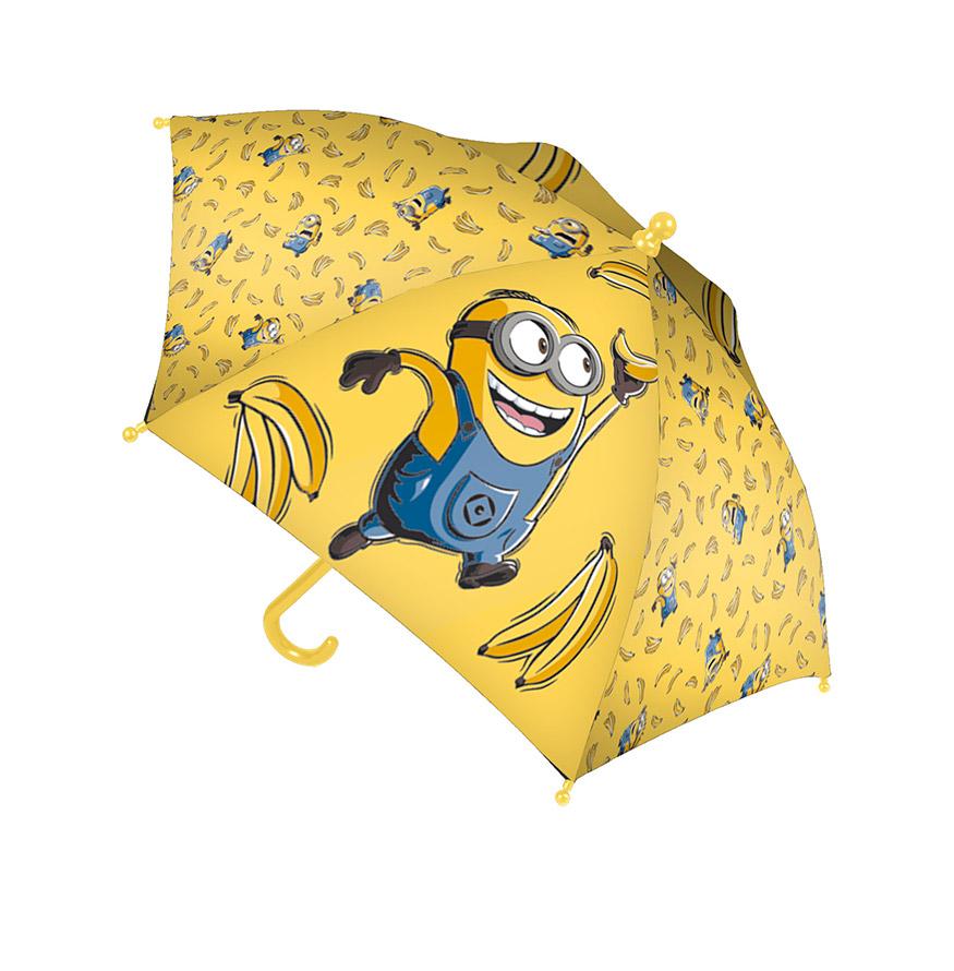 Guarda-Chuva Manual Minions   Amarelo