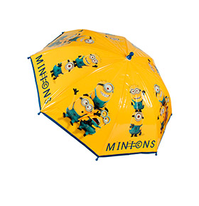 Guarda-Chuva Manual Minions