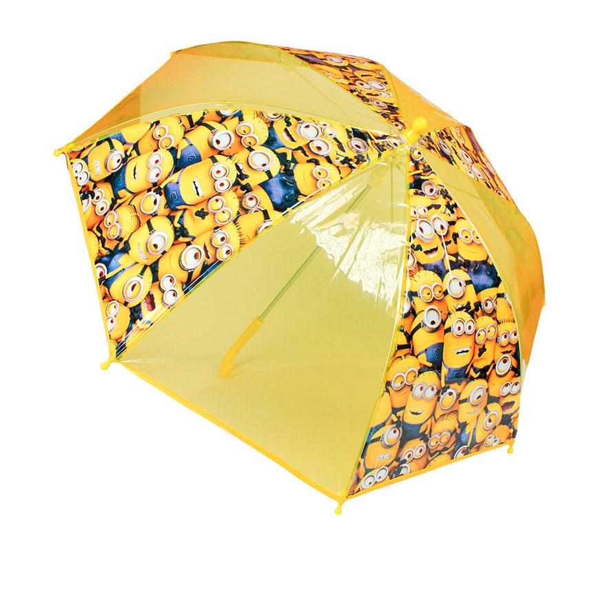Guarda-Chuva Manual Amigos Minions