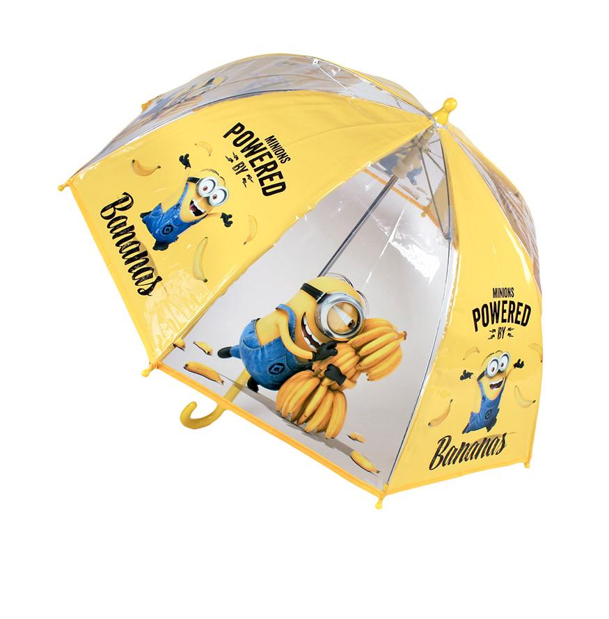 Guarda-Chuva Minions Banana| 45 Cms