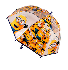 Guarda-Chuva Minions Family | 45 Cms