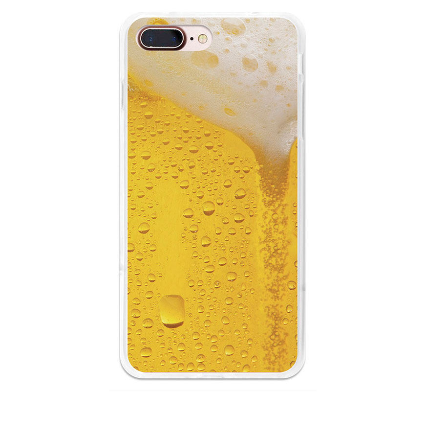 Capa de Gel BeCool® Huawei G8 | Cerveja Loira