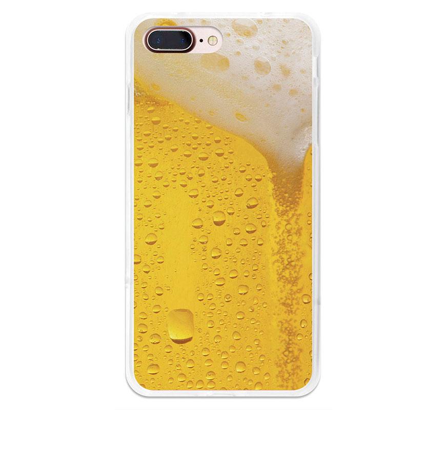 Capa de Gel BeCool® Huawei Honor 7 | Cerveja Loira