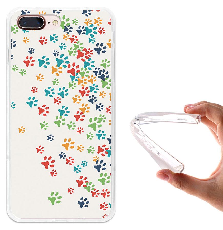 Capa de Gel BeCool® Samsung Galaxy Core Prime | Patinhas de Cão