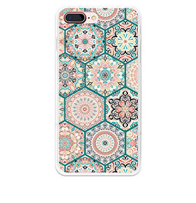Capa de Gel BeCool® iPhone 7 | Mosaico de Sosetones