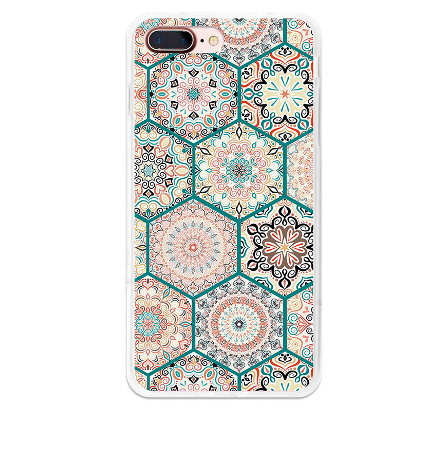 Capa de Gel BeCool® iPhone 7 Plus | Mosaico de Sosetones