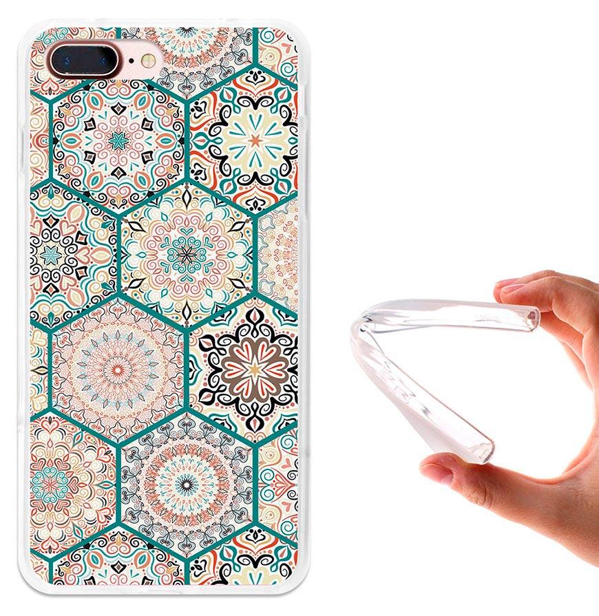 Capa de Gel BeCool® Samsung Galaxy A3 2016 | Mosaico de Sosetones