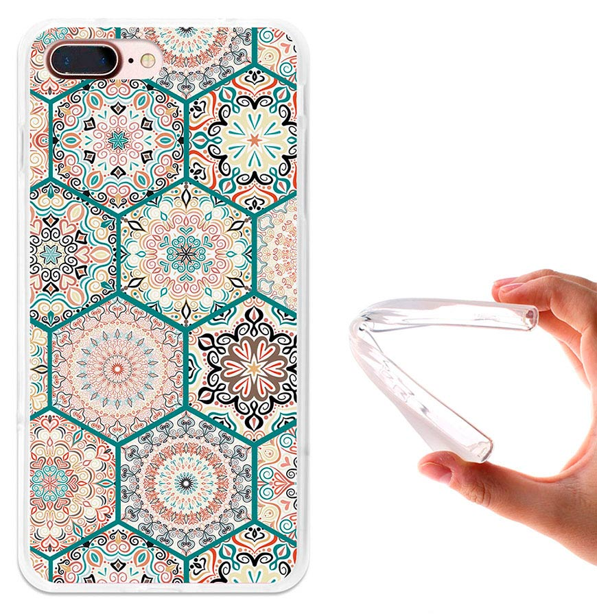 Capa de Gel BeCool® Huawei G8 | Mosaico de Sosetones