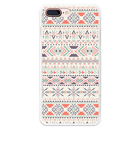 Capa de Gel BeCool® Wiko U Feel Lite | Tribal Azteca Amarelo