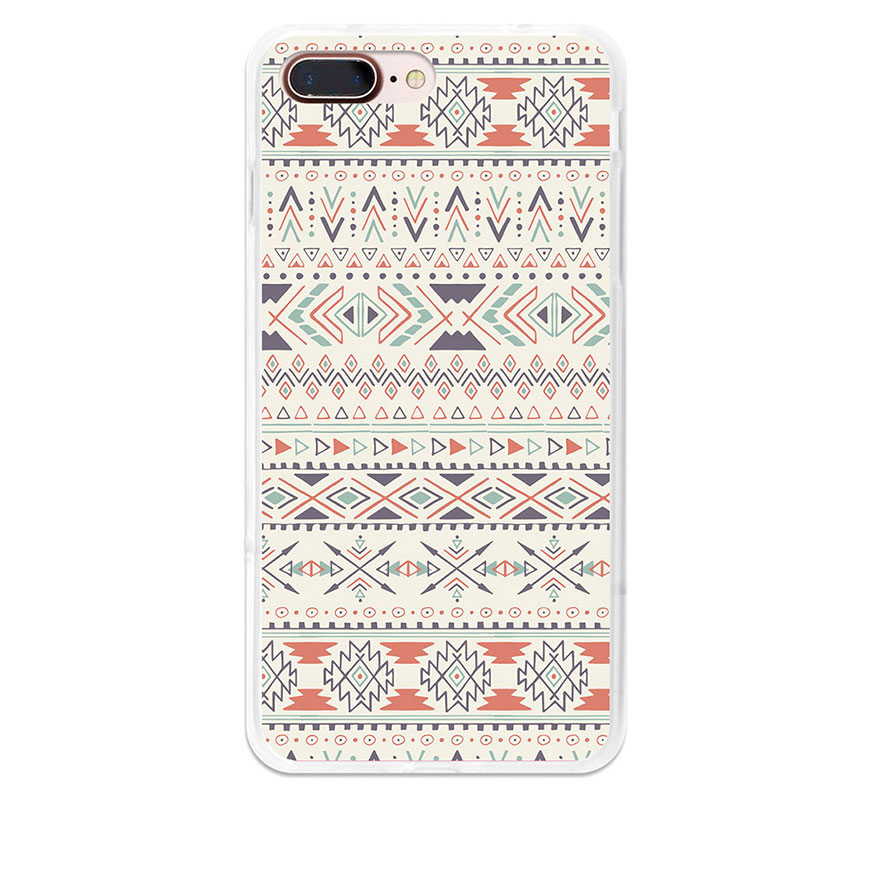 Capa de Gel BeCool® Wiko Jerry | Tribal Azteca Amarelo