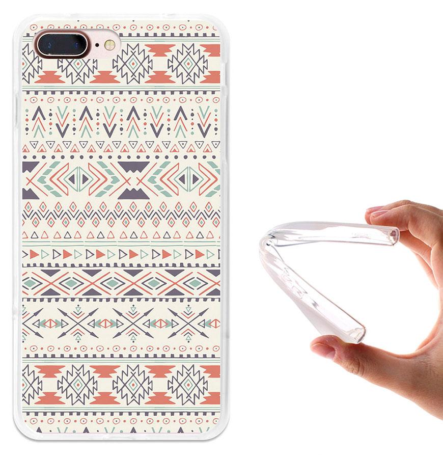 Capa de Gel BeCool® Huawei G Play Mini | Tribal Azteca Amarelo