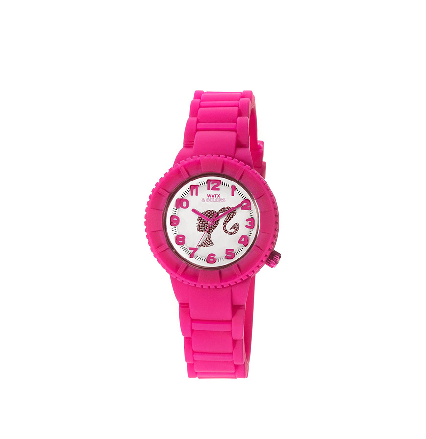 Relógio Watx & Colors® Barbie Big Ben | Rosa