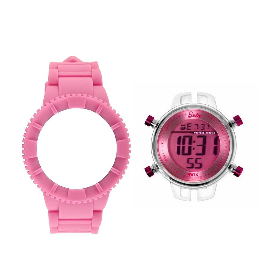 Relógio Watx & Colors® Barbie & Ken | Rosa