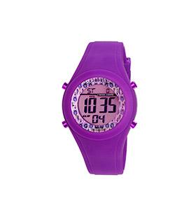 Relógio Watx & Colors® Custo Digital | Roxo