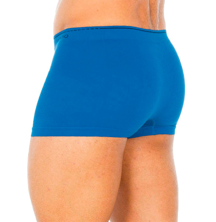 Pack 2 Boxers Unno®   Azul e Azul Marinho