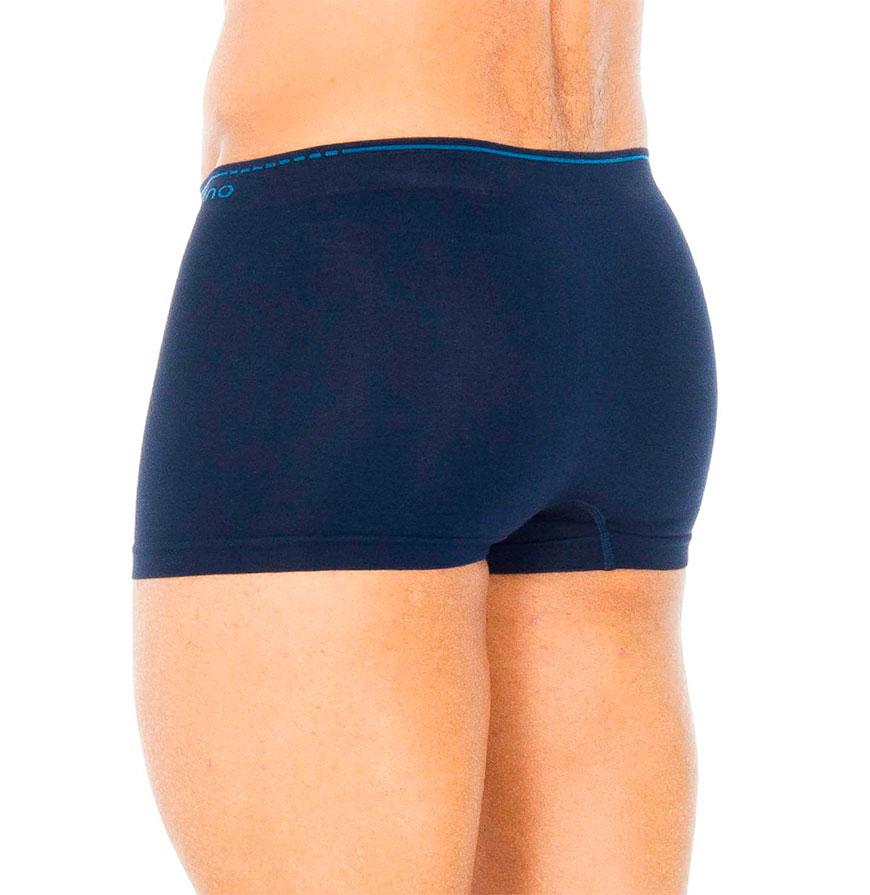 Pack 2 Boxers Unno® | Azul e Azul Marinho