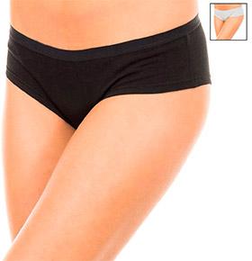 Pack 2 Shorts Unno® | Preto e Cinzento