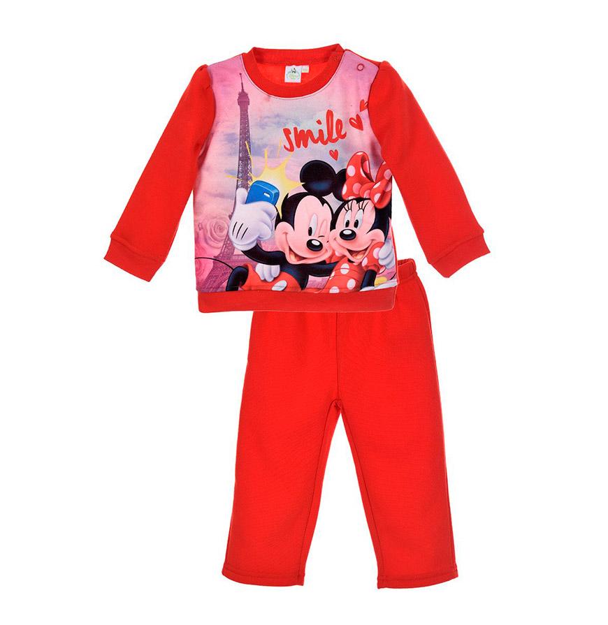 Jogging Disney® Minnie | Vermelho