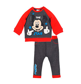 Jogging Disney® Mickey | Cinzento