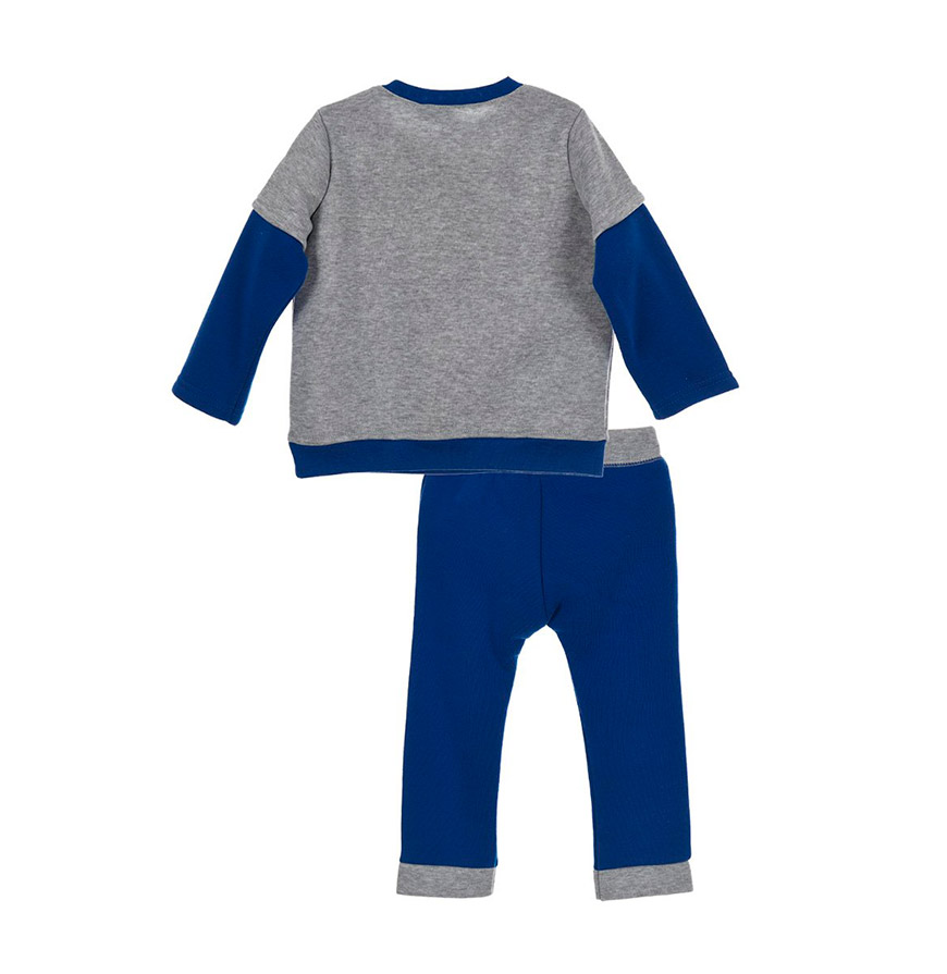 Jogging Disney® Mickey | Azul e Cinzento