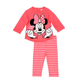 Jogging Disney® Minnie Hello | Rosa