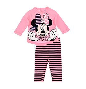 Jogging Disney® Minnie Hello | Lilás