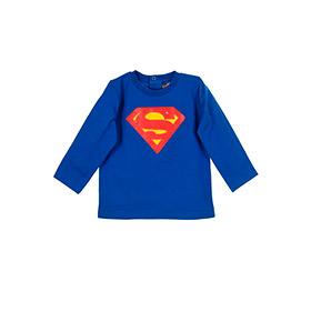 Camisola SuperBaby | Azul