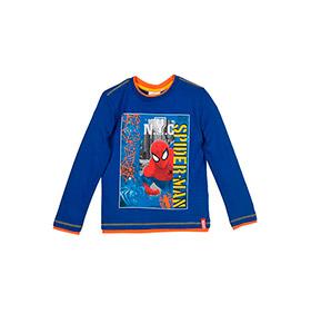 Camisola Spider- Man | Azul