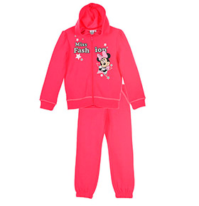 Jogging Minnie Miss Fashion | Rosa