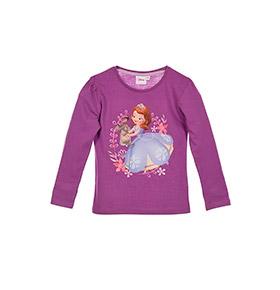 Camisola Princesa Sofia | Roxo