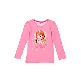 Camisola Princesa Sofia | Rosa