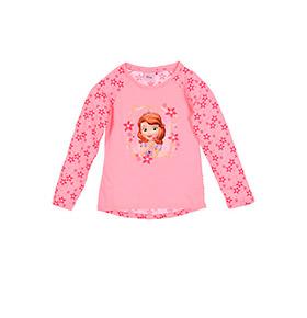 Camisola Princesa Sofia Disney® | Rosa