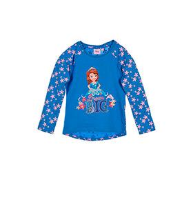 Camisola Princesa Sofia Disney® | Azul