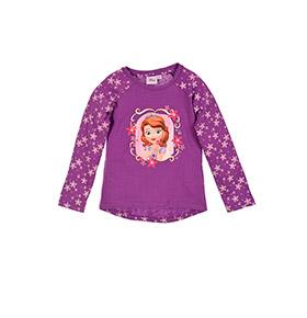 Camisola Princesa Sofia Disney® | Roxo