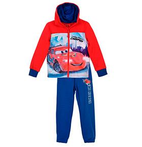 Jogging Disney® Cars | Vermelho e Azul